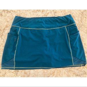 Athleta skirt size Large